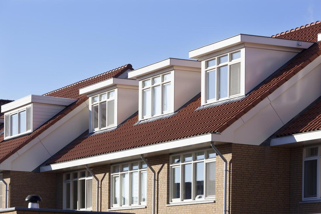 residential roofing projects completed